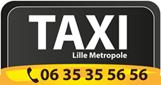 taxi lille gare et aeroport lille lesquin Logo
